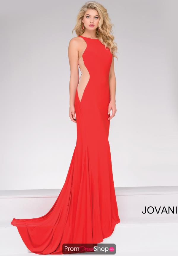 Long Fitted Jovani Dress 35353