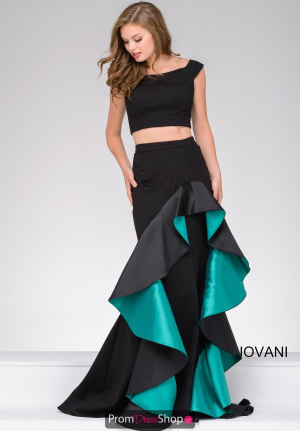 Jovani Long Fitted Dress 41080