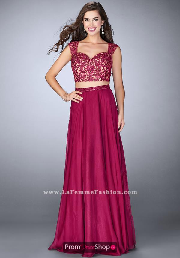 Gigi Lace A Line Dress 24564