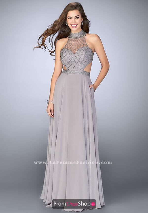 Gigi Beaded A Line Dress 24649