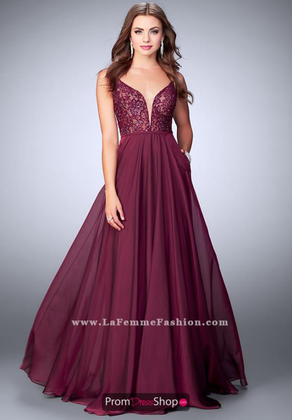 La femme style dress