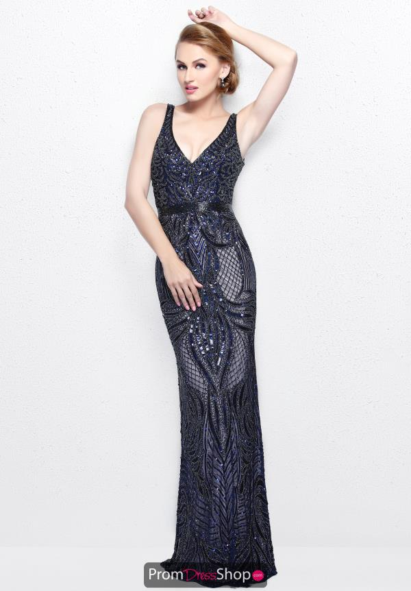 Primavera Long Fitted Dress 1727