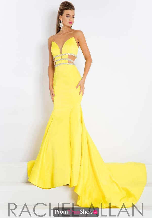 Prima Donna Pageant Long Fitted Dress 5917