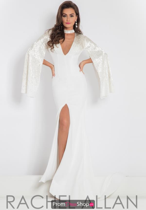Prima Donna Pageant Long Sleeved Fitted Dress 5930