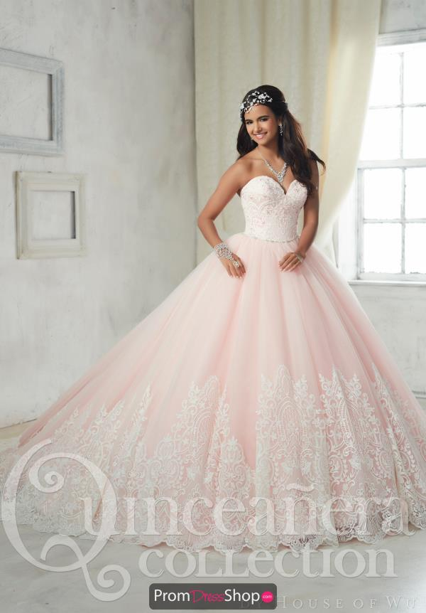 Tiffany Quince 26852 Lace Sweetheart Neckline Dress