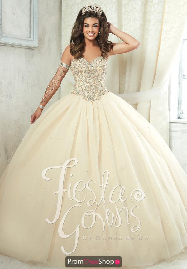 Tiffany Quince 56311 Sweetheart Neckline Ball Gown