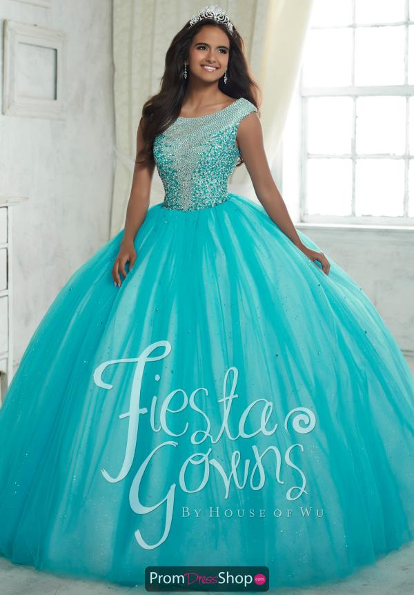 Tiffany Quince 56313 Sleeved Beaded Dress