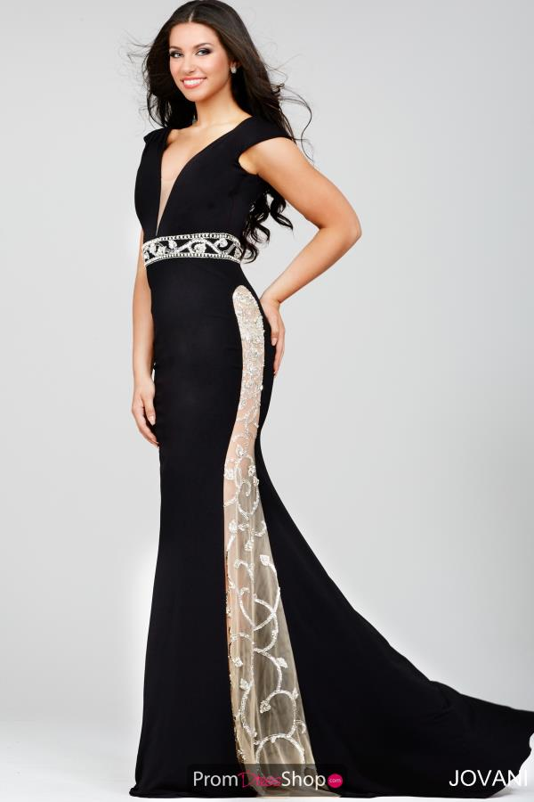 Sexy Long Jovani Dress 22893