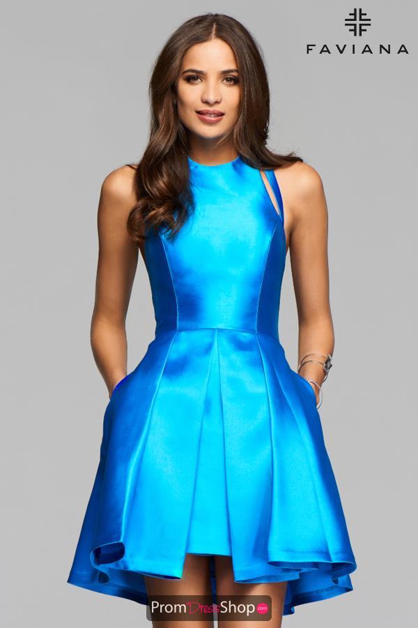 Faviana Dress 7859 | PromDressShop.com