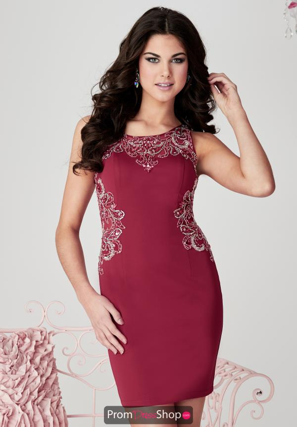 Short Beaded Hannah S Dress 27092