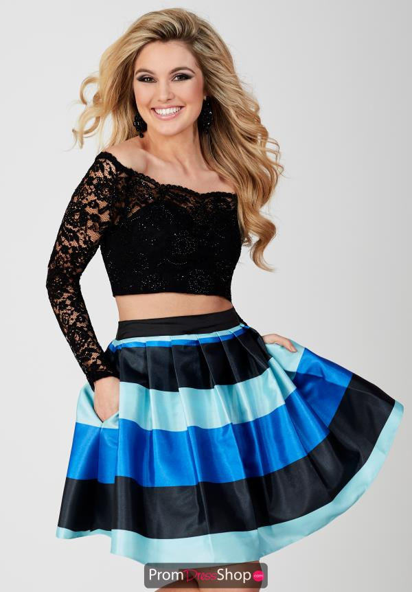 Two Piece A Line Hannah S Dress 27099