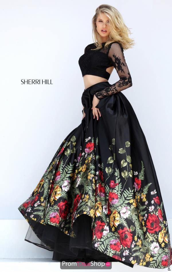 Sherri Hill Dress 50599 Promdressshop Com