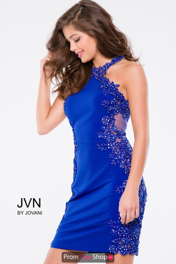 JVN by Jovani Jersey Fitted Dress JVN41427