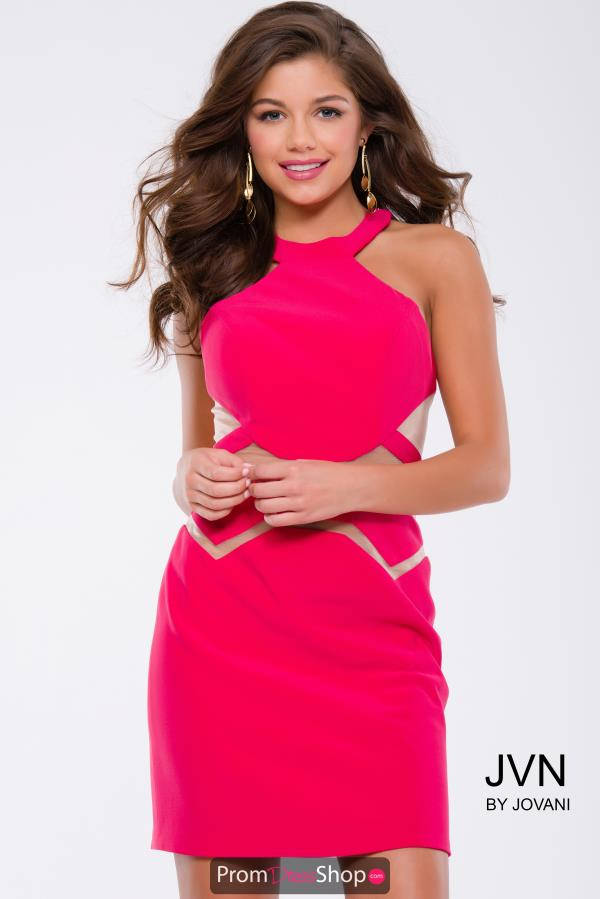 JVN by Jovani Jersey Dress JVN45200