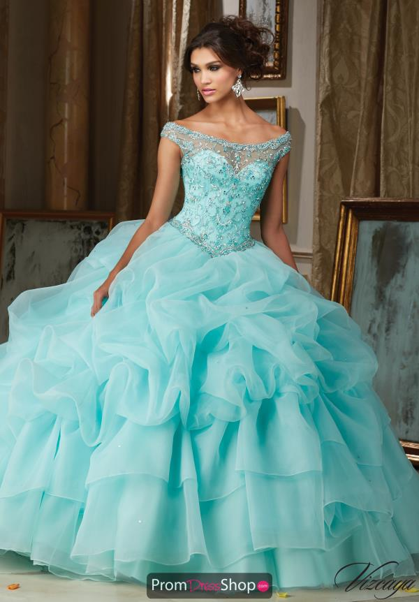 Vizcaya 89110 at Prom Dress Shop