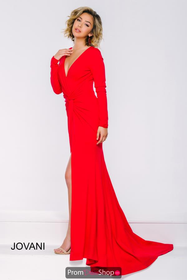 Jovani Long Fitted Dress 36226