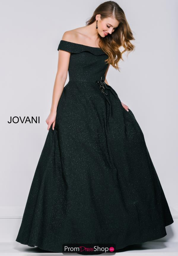 Jovani Long A Line Dress 40555
