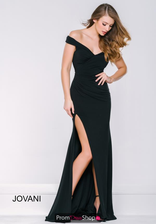 Jovani Long Fitted Dress 40582