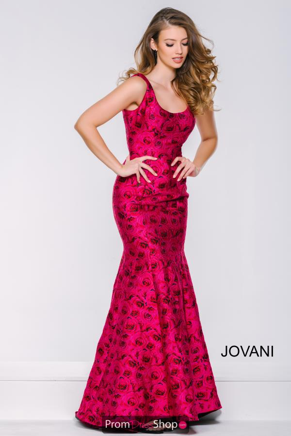 Jovani Long Mermaid Dress 40724