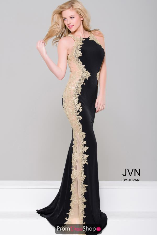 JVN by Jovani Jersey Dress JVN40890