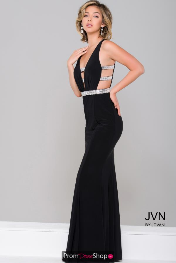 Long Jersey JVN by Jovani Dress JVN45578