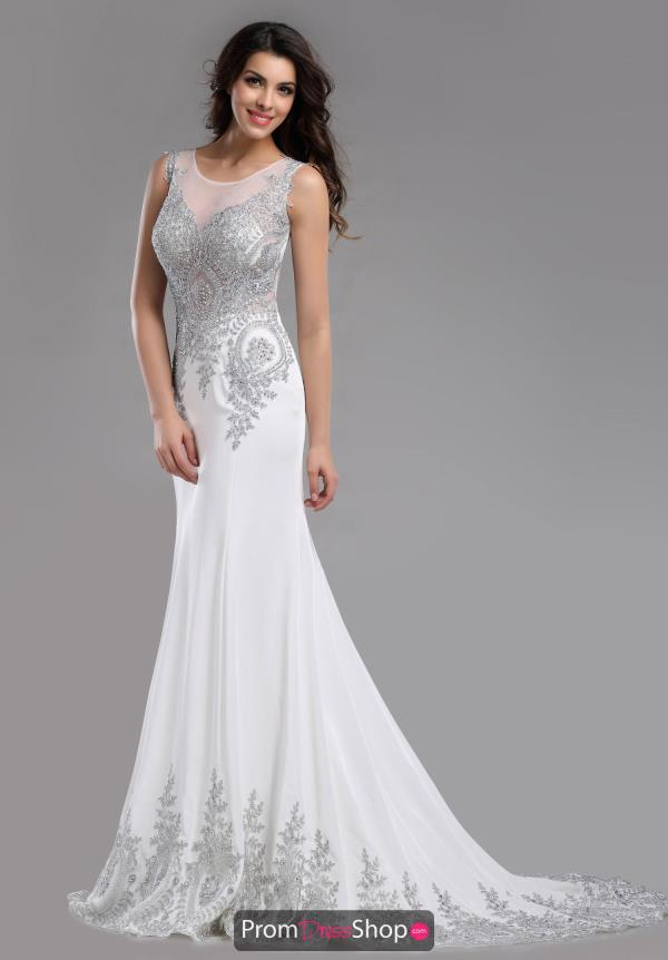 Romance Couture Elegant Fitted Dress RM5049