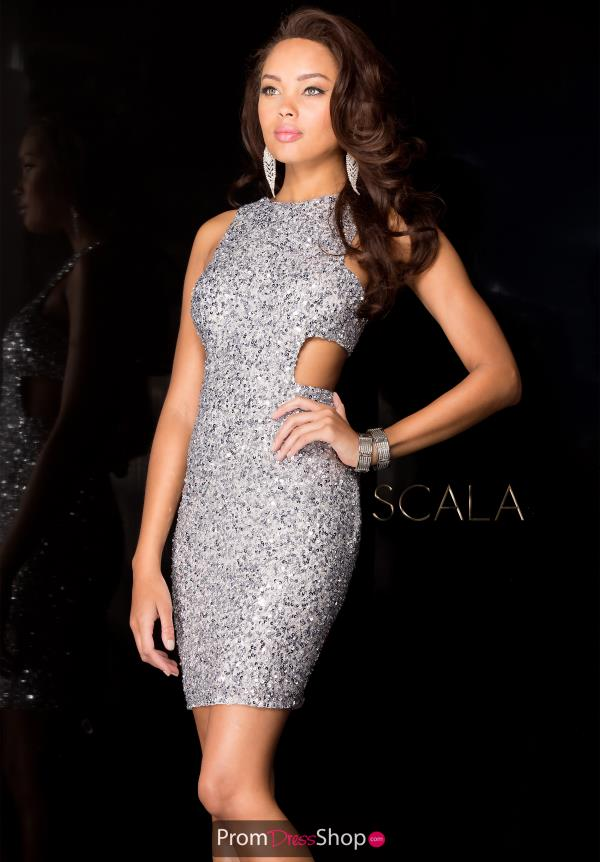 Scala Sexy Short Dress 48643