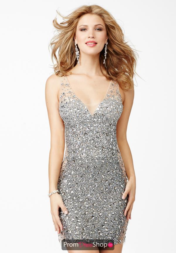 Sexy Two Straps JVN by Jovani Dress JVN27591