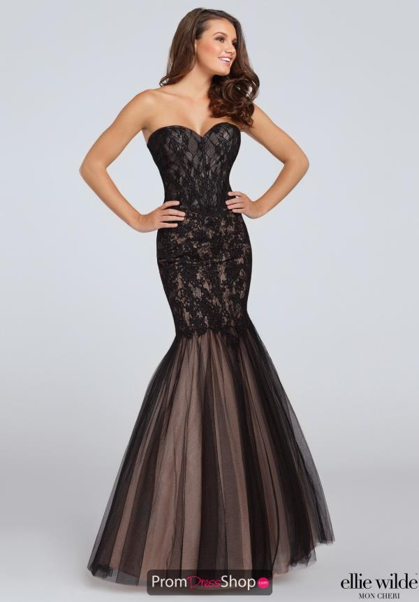 Ellie Wilde EW117106 at Prom Dress Shop