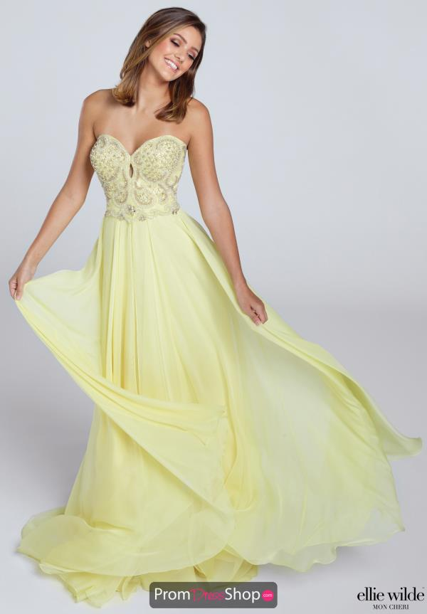 Ellie Wilde EW117123 at Prom Dress Shop