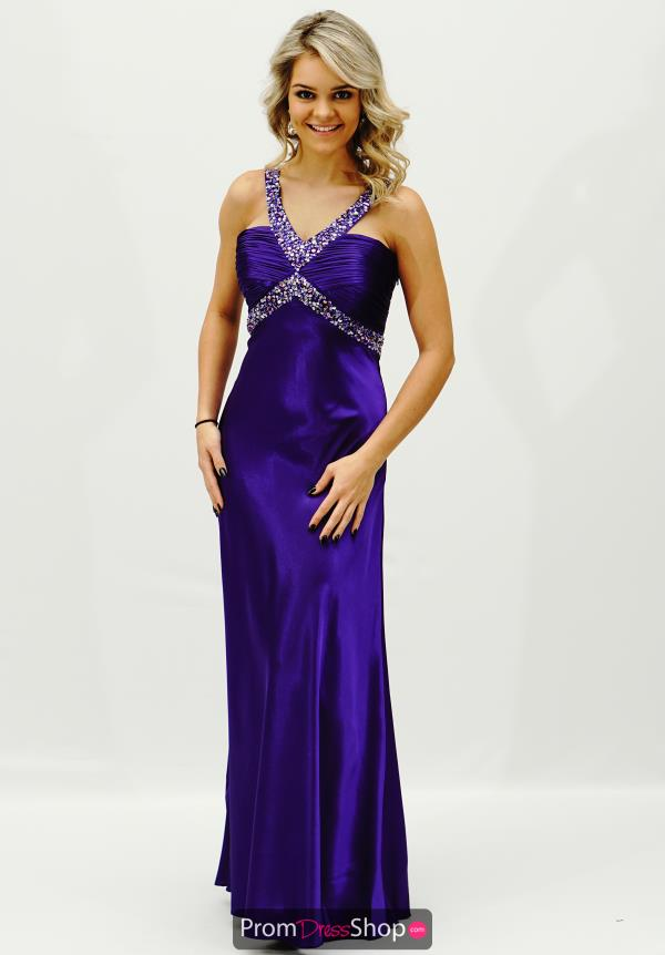 Jasz Couture Fitted Long Dress 4313