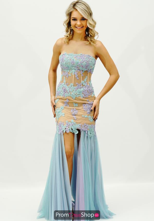 High Low Dresses Sherri Hill