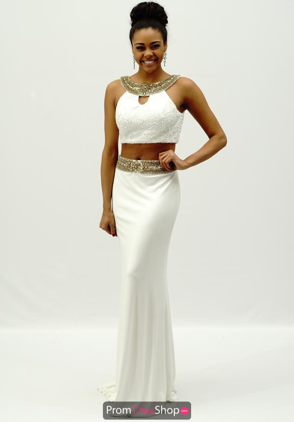 Sherri Hill Sexy Jersey Dress 11196