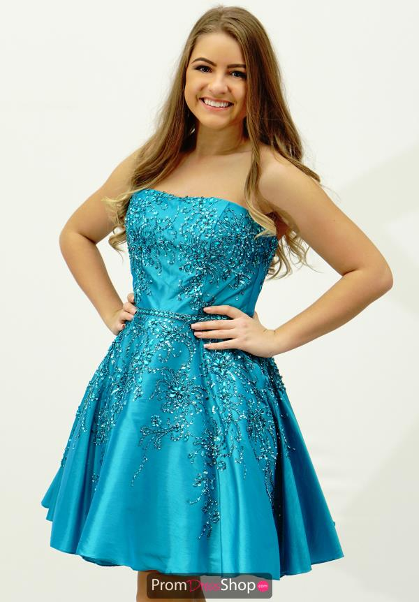 Beautiful Sherri Hill Short Dress 21362