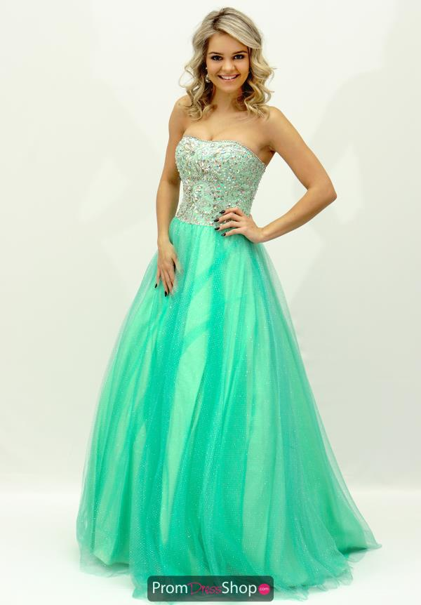 Tiffany Prom Dress 46922EX at Prom Dress Shop