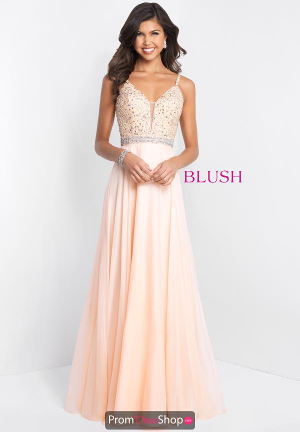 Blush Dress 11537 | PromDressShop.com