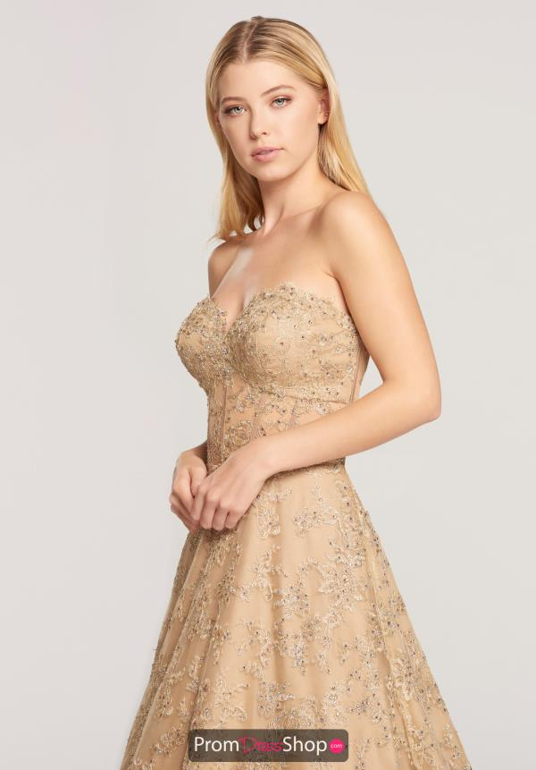 Ellie Wilde Strapless Sweetheart Dress EW118125