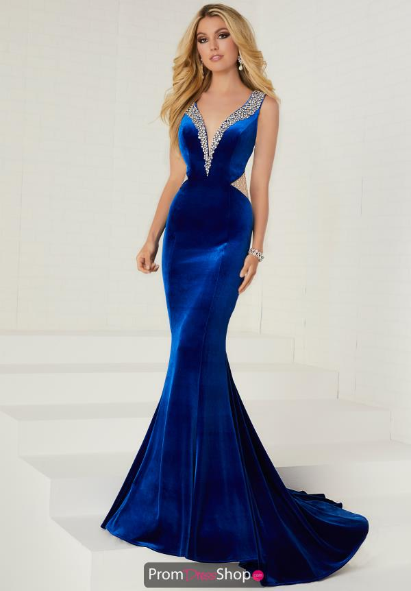 Tiffany Beaded Fitted Dress 16268