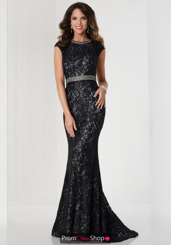 Tiffany Jersey Beaded Dress 46118