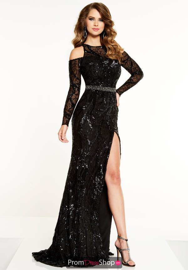 Panoply Sleeved Fitted Dress 14868