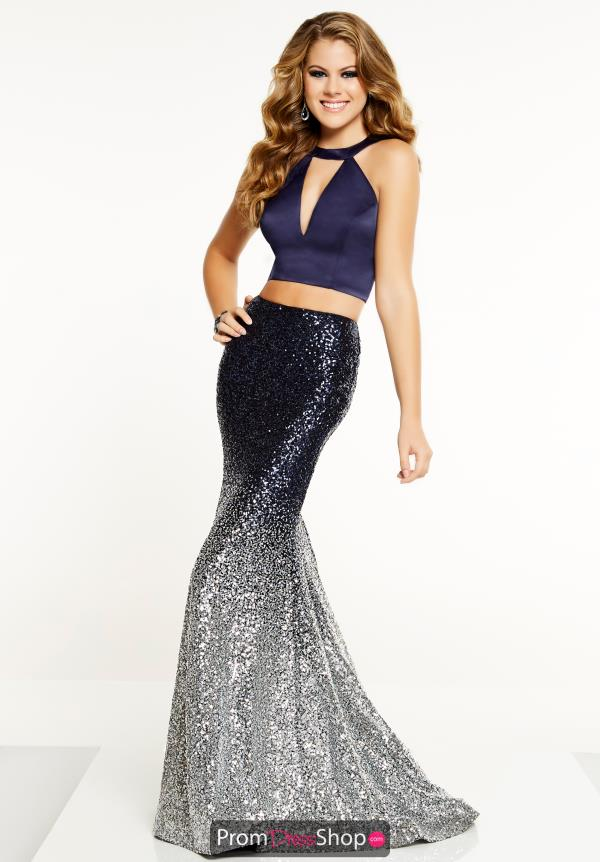 Panoply Long Sequins Dress 14877
