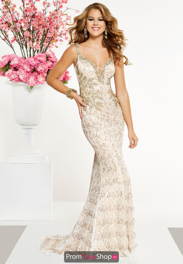 Panoply Long Fitted Dress 14879