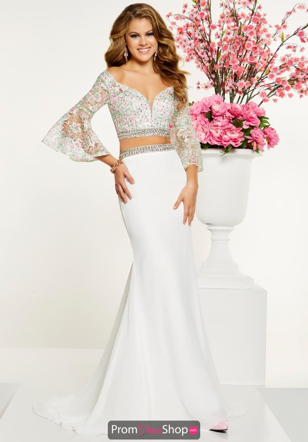 Panoply Long Two Piece Dress 14883
