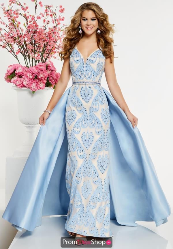 Panoply Long Fitted Dress 14895