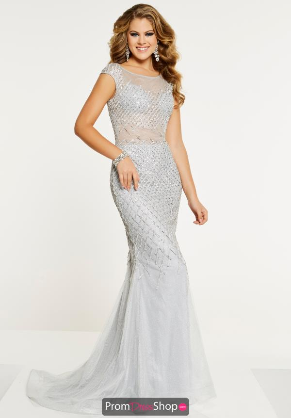 Panoply Long Fitted Dress 14901