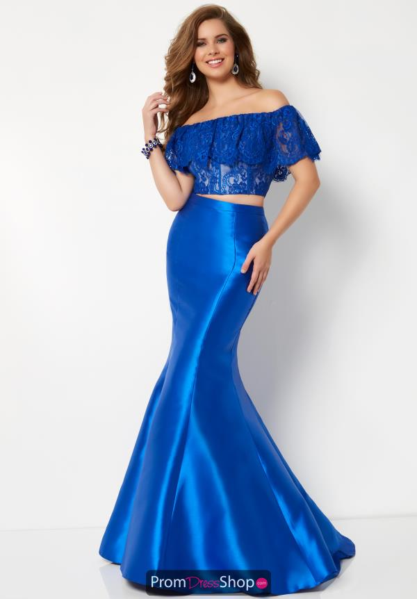 Studio 17 Two Piece Mermaid Dress 12690