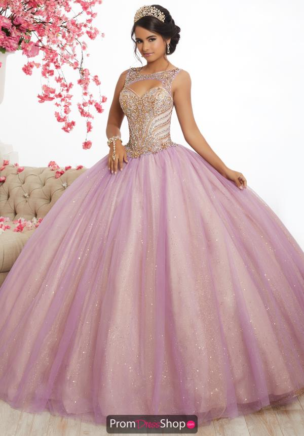 Tiffany Quinceanera Long Tulle Gown 56344