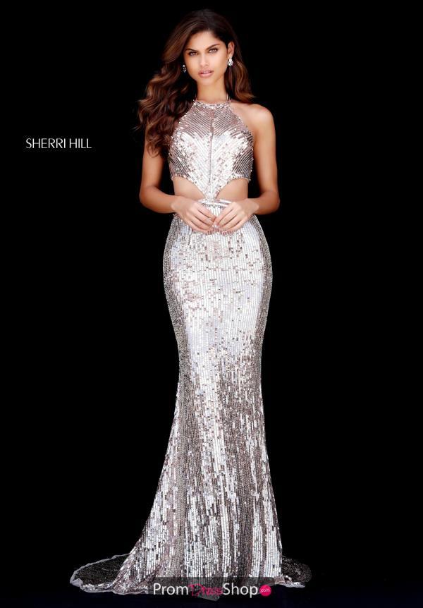 Sherri Hill Dress 51663   PromDressShop.com