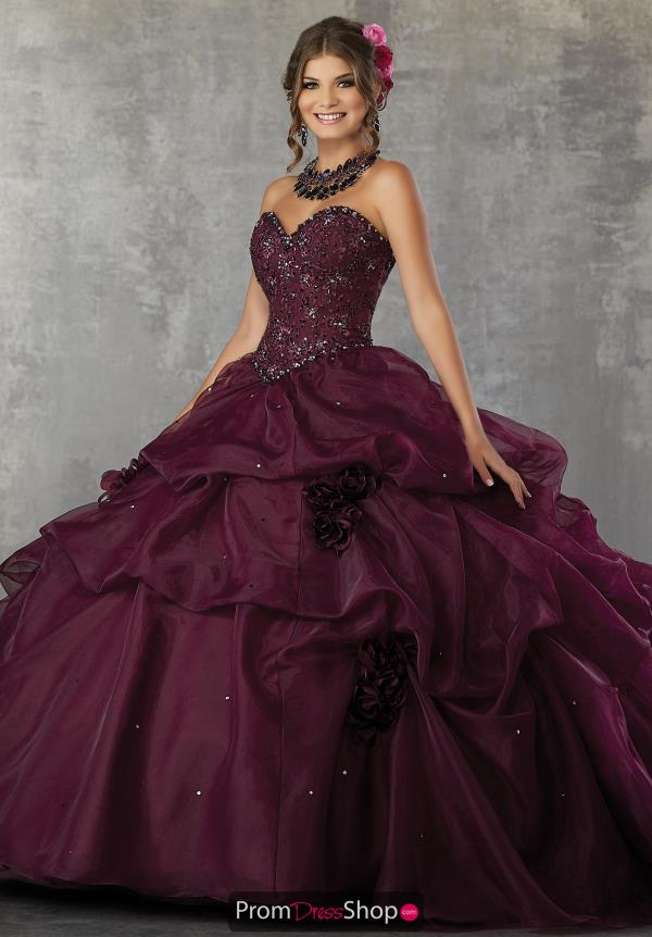 Vizcaya Quinceanera Sweetheart Ball Gown 60031