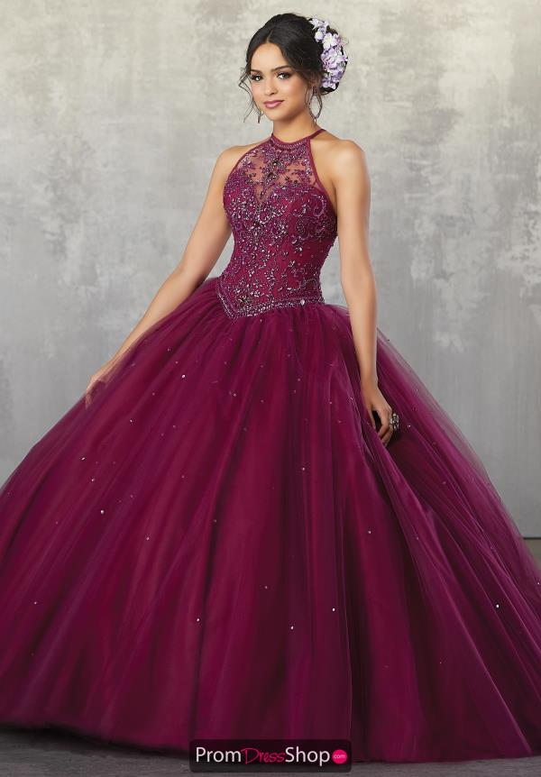 Vizcaya Quinceanera Beaded Ball Gown 60038